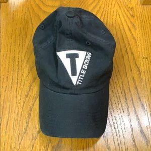 TITLE Boxing Retro Hat